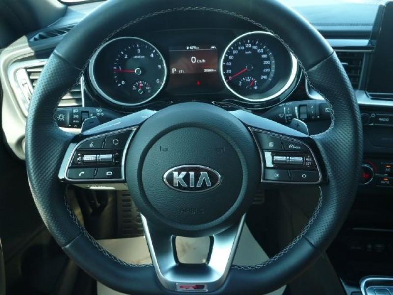 Photo 14 de l'offre de KIA PRO CEE'D 1.6 CRDI 136CH ISG GT LINE DCT7 à 22490€ chez J'NOV AUTO
