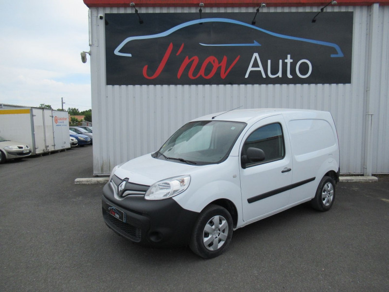 Renault KANGOO II EXPRESS 1.5 DCI 75CH ENERGY GRAND CONFORT EURO6 Diesel BLANC Occasion à vendre