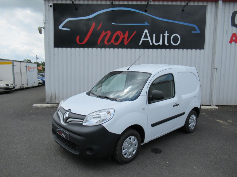 Renault KANGOO II EXPRESS COMPACT 1.5 DCI 75CH ENERGY EXTRA R-LINK EURO6 Diesel BLANC Occasion à vendre