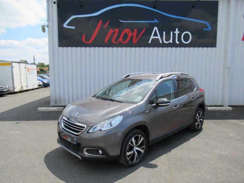 Peugeot 2008 1.6 BLUEHDI 100CH URBAN CROSS Diesel GRIS FONCE METAL Occasion à vendre