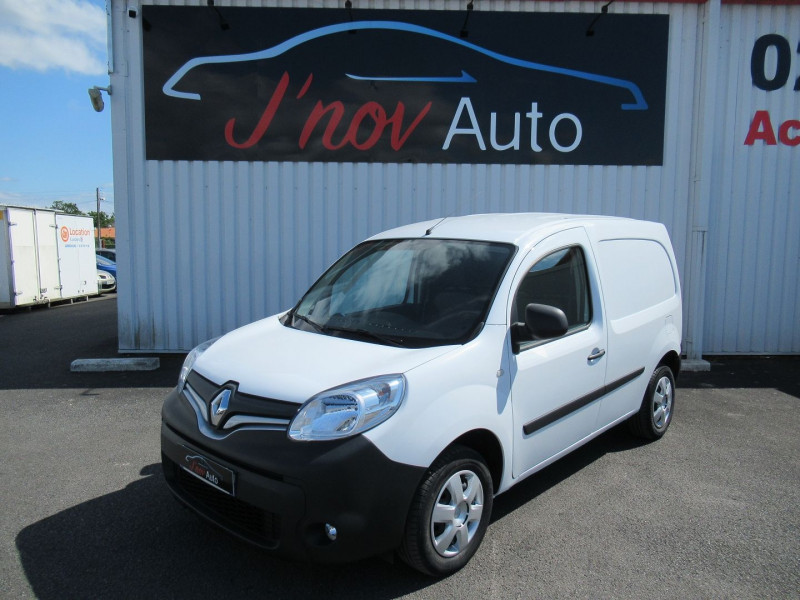 Renault KANGOO II EXPRESS 1.5 DCI 75CH ENERGY EXTRA R-LINK EURO6 Diesel BLANC Occasion à vendre