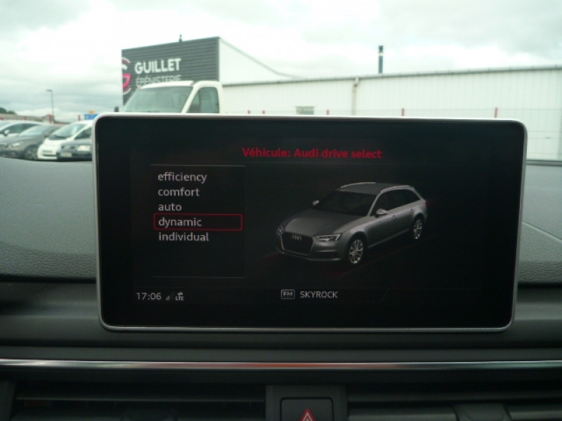 Photo 13 de l'offre de AUDI A4 AVANT 2.0 TDI 150CH S LINE S TRONIC 7 à 22990€ chez J'NOV AUTO
