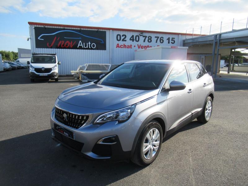 Peugeot 3008 1.6 BLUEHDI 120CH ACTIVE BUSINESS S&S BASSE CONSOMMATION Diesel GRIS FONCE METAL Occasion à vendre