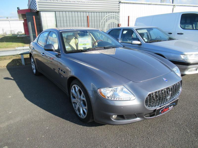 Maserati QUATTROPORTE 4.7 V8 S BA Essence GRIS FONCE METAL Occasion à vendre
