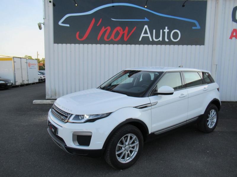 Land-Rover EVOQUE 2.0 ED4 150 PURE 4X2 MARK IV E-CAPABILITY Diesel BLANC Occasion à vendre