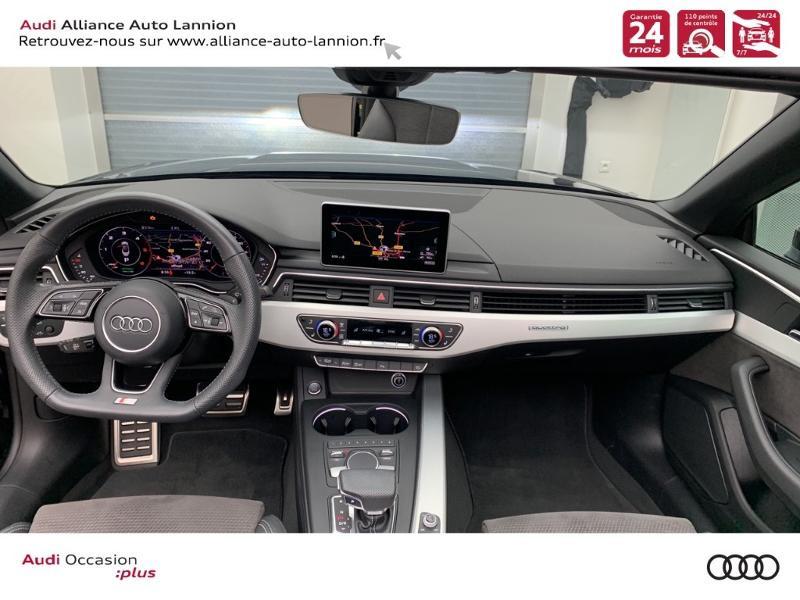 Photo 11 de l'offre de AUDI A5 Cabriolet 3.0 TDI 218ch S line quattro S tronic 7 à 40900€ chez Alliance Auto – Audi Lannion