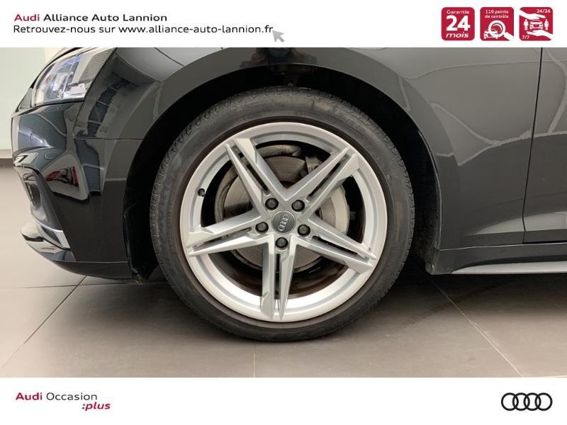 Photo 21 de l'offre de AUDI A5 Cabriolet 3.0 TDI 218ch S line quattro S tronic 7 à 40900€ chez Alliance Auto – Audi Lannion