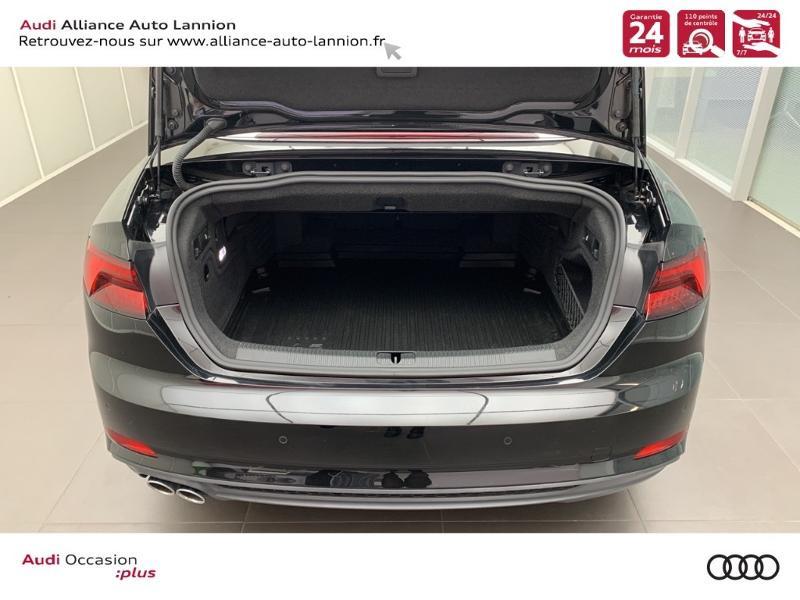 Photo 7 de l'offre de AUDI A5 Cabriolet 3.0 TDI 218ch S line quattro S tronic 7 à 40900€ chez Alliance Auto – Audi Lannion