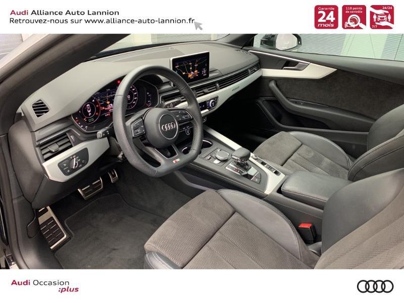 Photo 8 de l'offre de AUDI A5 Cabriolet 3.0 TDI 218ch S line quattro S tronic 7 à 40900€ chez Alliance Auto – Audi Lannion