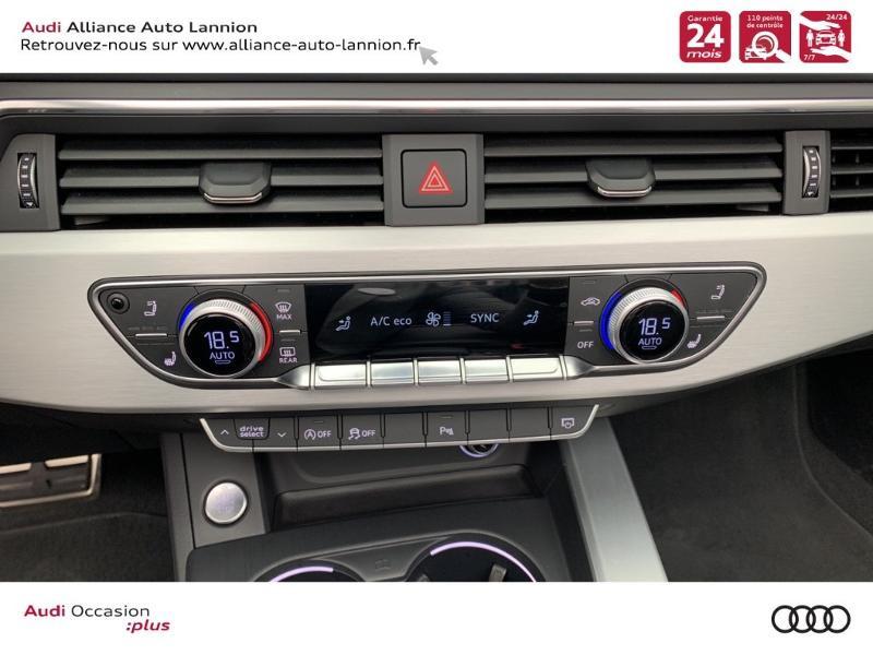 Photo 17 de l'offre de AUDI A5 Cabriolet 3.0 TDI 218ch S line quattro S tronic 7 à 40900€ chez Alliance Auto – Audi Lannion