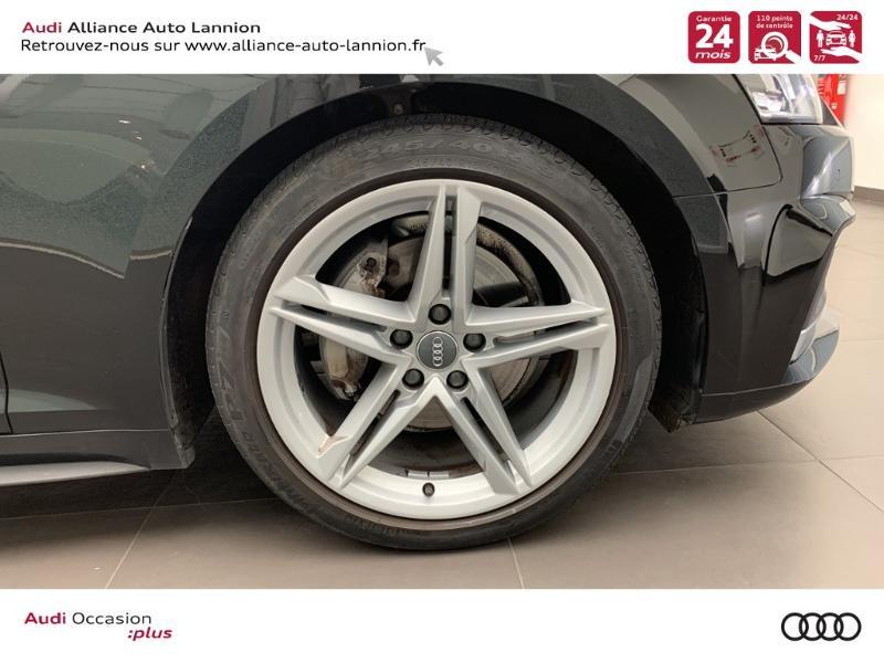 Photo 22 de l'offre de AUDI A5 Cabriolet 3.0 TDI 218ch S line quattro S tronic 7 à 40900€ chez Alliance Auto – Audi Lannion