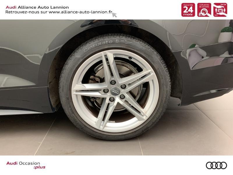 Photo 20 de l'offre de AUDI A5 Cabriolet 3.0 TDI 218ch S line quattro S tronic 7 à 40900€ chez Alliance Auto – Audi Lannion
