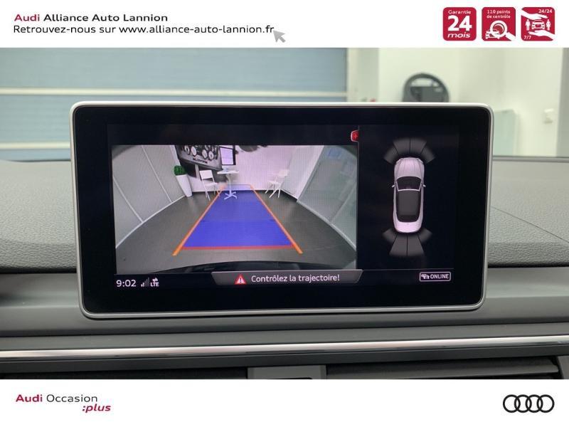 Photo 18 de l'offre de AUDI A5 Cabriolet 3.0 TDI 218ch S line quattro S tronic 7 à 40900€ chez Alliance Auto – Audi Lannion