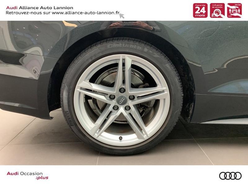 Photo 19 de l'offre de AUDI A5 Cabriolet 3.0 TDI 218ch S line quattro S tronic 7 à 40900€ chez Alliance Auto – Audi Lannion