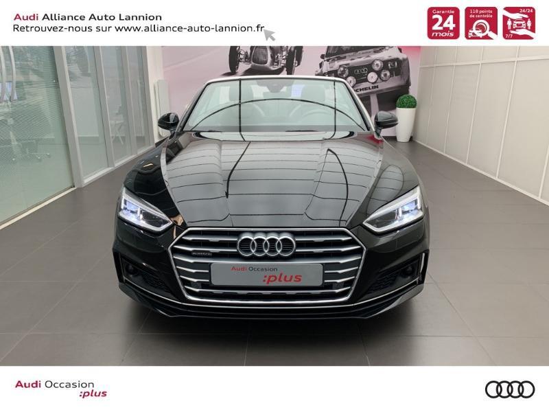 Photo 13 de l'offre de AUDI A5 Cabriolet 3.0 TDI 218ch S line quattro S tronic 7 à 40900€ chez Alliance Auto – Audi Lannion