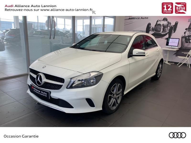 Mercedes-Benz Classe A 160 Intuition Essence BLANC Occasion à vendre