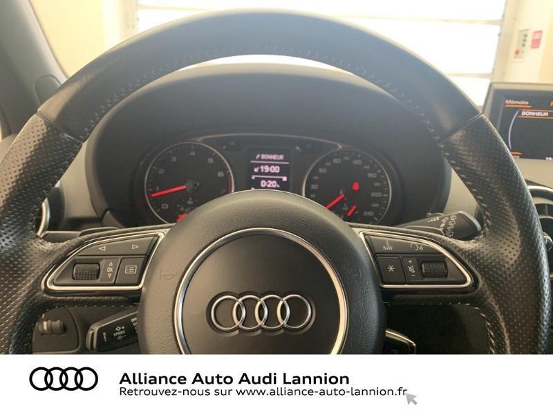 Photo 12 de l'offre de AUDI A1 Sportback 1.4 TFSI 122ch S line S tronic 7 à 14900€ chez Alliance Auto – Audi Lannion