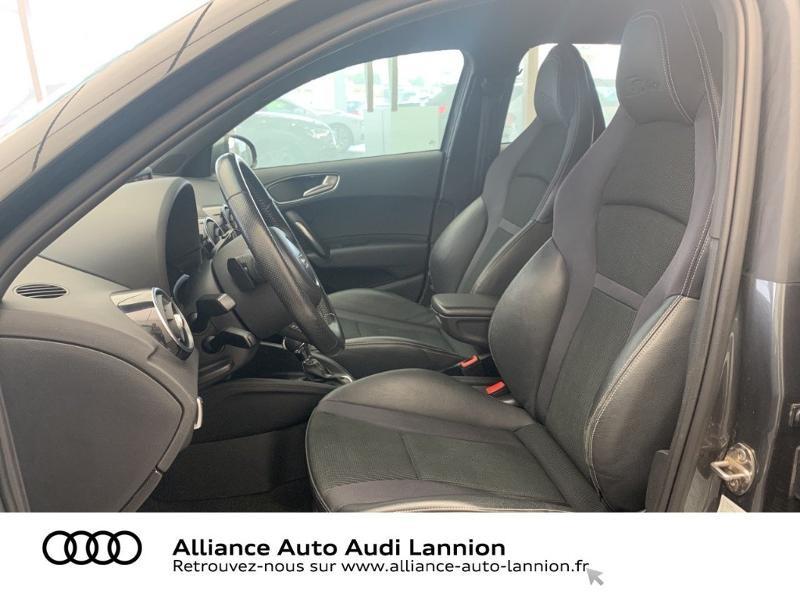Photo 8 de l'offre de AUDI A1 Sportback 1.4 TFSI 122ch S line S tronic 7 à 14900€ chez Alliance Auto – Audi Lannion