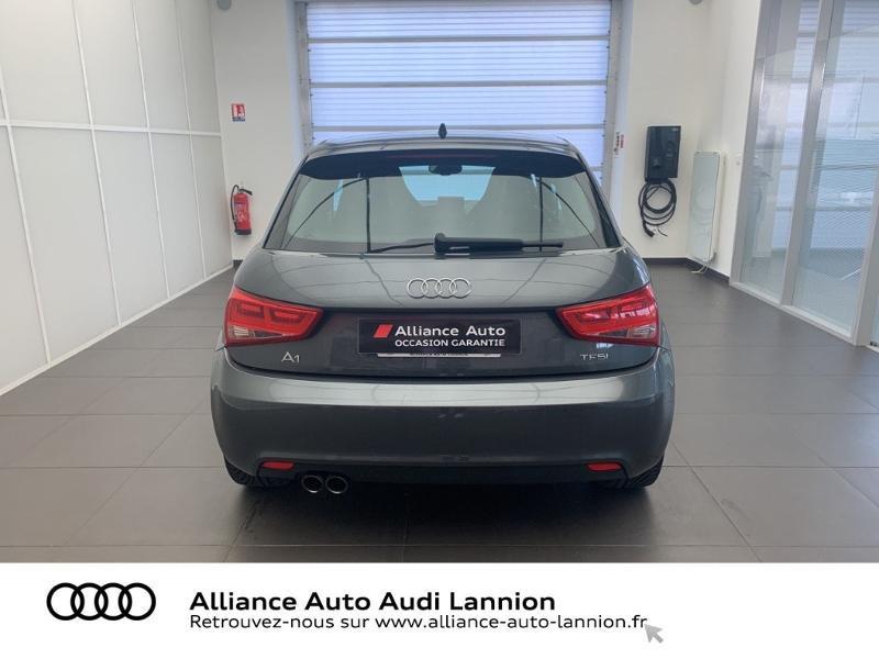 Photo 5 de l'offre de AUDI A1 Sportback 1.4 TFSI 122ch S line S tronic 7 à 14900€ chez Alliance Auto – Audi Lannion