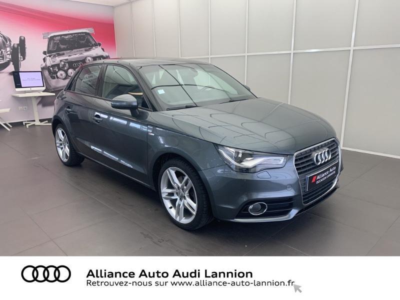 Photo 3 de l'offre de AUDI A1 Sportback 1.4 TFSI 122ch S line S tronic 7 à 14900€ chez Alliance Auto – Audi Lannion