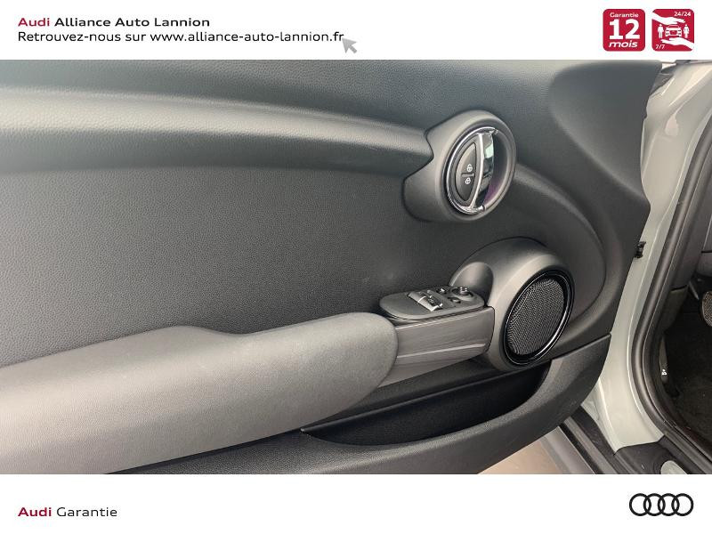 Photo 11 de l'offre de MINI Mini One 75ch Chili à 18900€ chez Alliance Auto – Audi Lannion