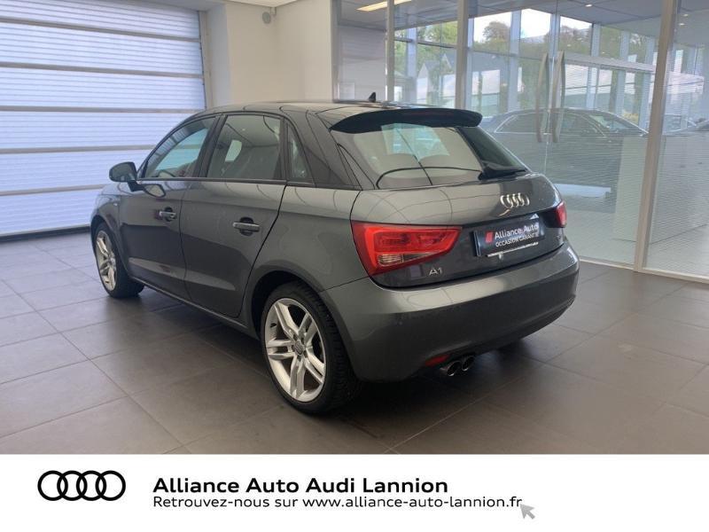 Photo 6 de l'offre de AUDI A1 Sportback 1.4 TFSI 122ch S line S tronic 7 à 14900€ chez Alliance Auto – Audi Lannion