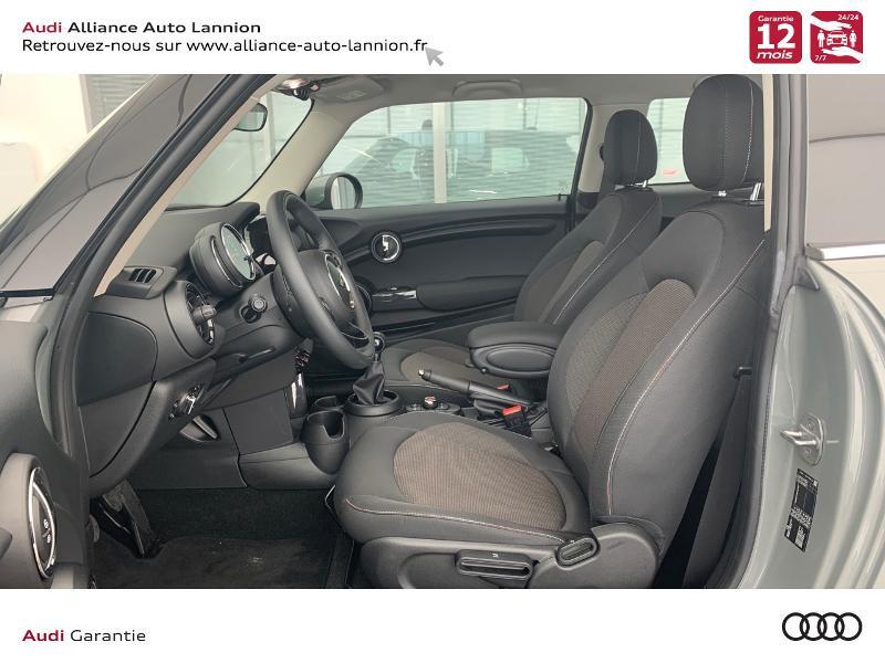 Photo 7 de l'offre de MINI Mini One 75ch Chili à 18900€ chez Alliance Auto – Audi Lannion