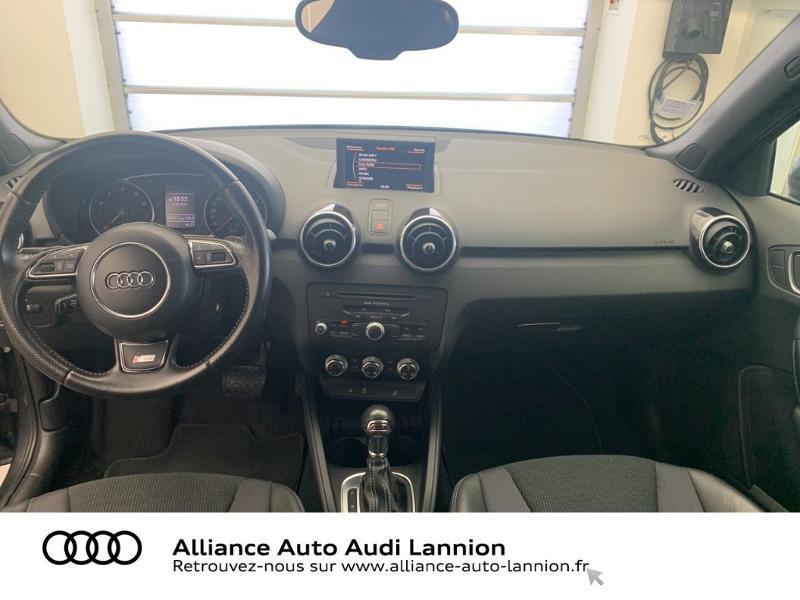 Photo 9 de l'offre de AUDI A1 Sportback 1.4 TFSI 122ch S line S tronic 7 à 14900€ chez Alliance Auto – Audi Lannion