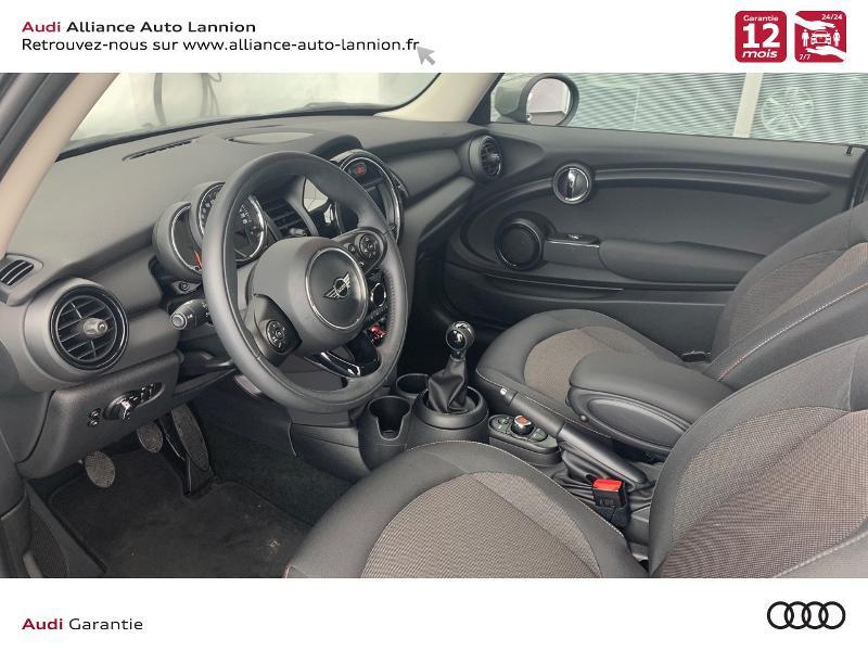 Photo 6 de l'offre de MINI Mini One 75ch Chili à 18900€ chez Alliance Auto – Audi Lannion