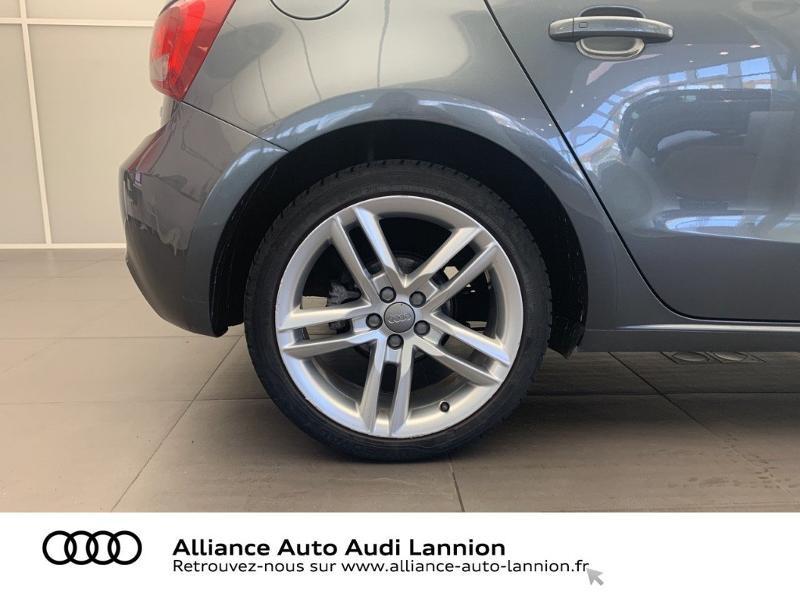 Photo 16 de l'offre de AUDI A1 Sportback 1.4 TFSI 122ch S line S tronic 7 à 14900€ chez Alliance Auto – Audi Lannion