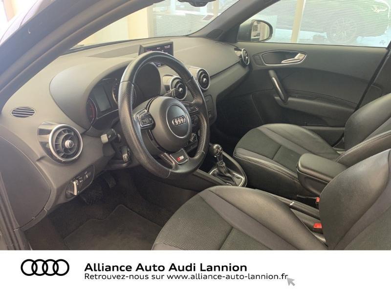 Photo 10 de l'offre de AUDI A1 Sportback 1.4 TFSI 122ch S line S tronic 7 à 14900€ chez Alliance Auto – Audi Lannion