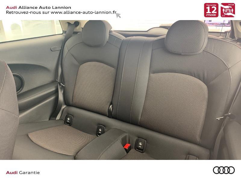 Photo 8 de l'offre de MINI Mini One 75ch Chili à 18900€ chez Alliance Auto – Audi Lannion