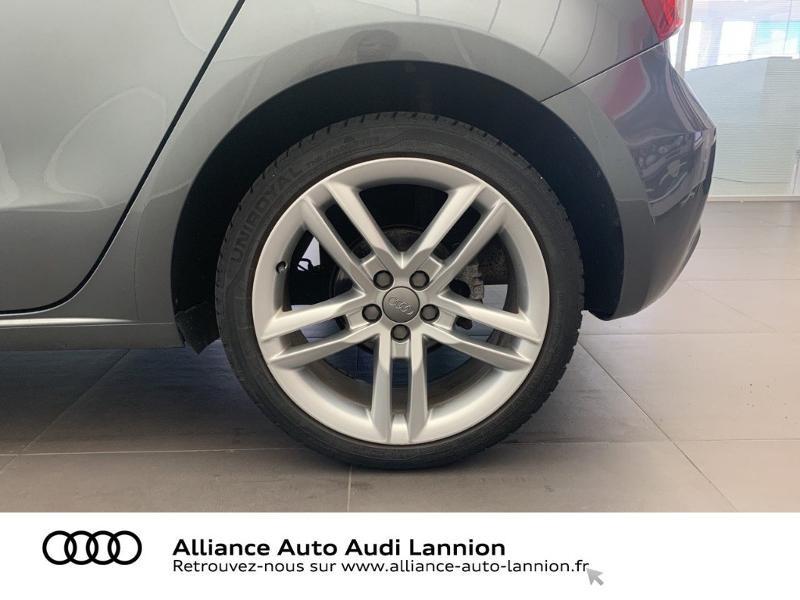 Photo 17 de l'offre de AUDI A1 Sportback 1.4 TFSI 122ch S line S tronic 7 à 14900€ chez Alliance Auto – Audi Lannion