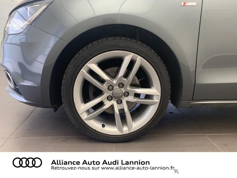 Photo 18 de l'offre de AUDI A1 Sportback 1.4 TFSI 122ch S line S tronic 7 à 14900€ chez Alliance Auto – Audi Lannion