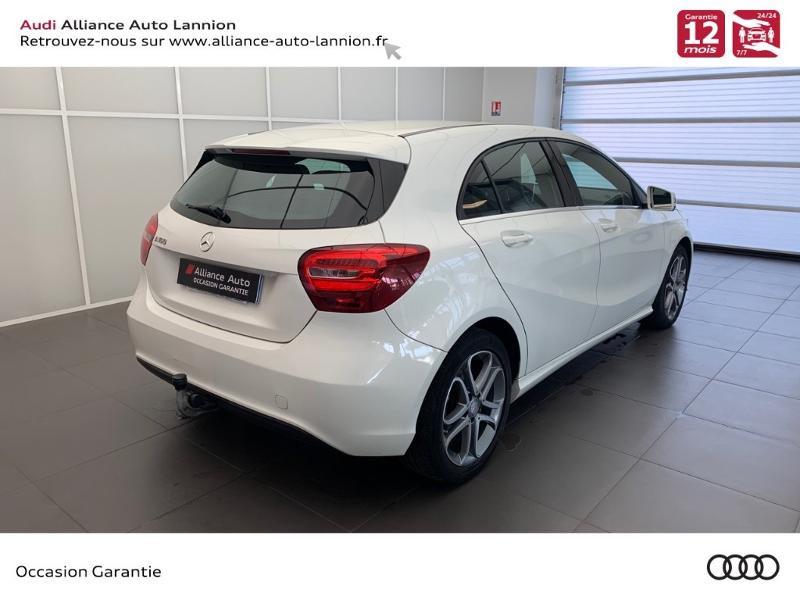 Photo 4 de l'offre de MERCEDES-BENZ Classe A 160 Intuition à 14900€ chez Alliance Auto – Audi Lannion