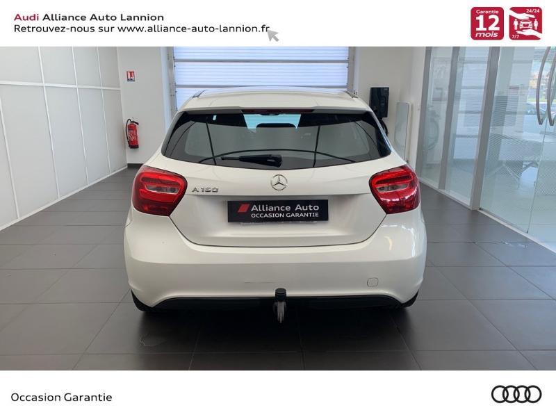 Photo 5 de l'offre de MERCEDES-BENZ Classe A 160 Intuition à 14900€ chez Alliance Auto – Audi Lannion