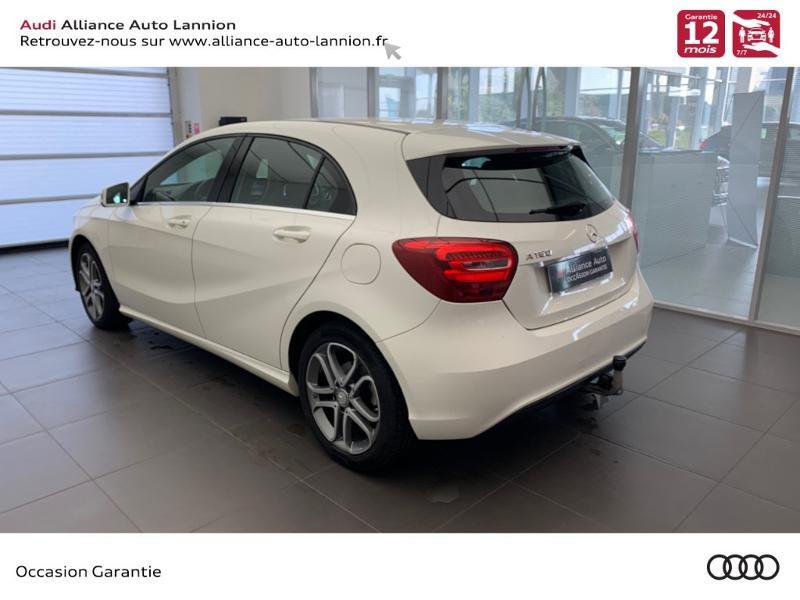 Photo 6 de l'offre de MERCEDES-BENZ Classe A 160 Intuition à 14900€ chez Alliance Auto – Audi Lannion