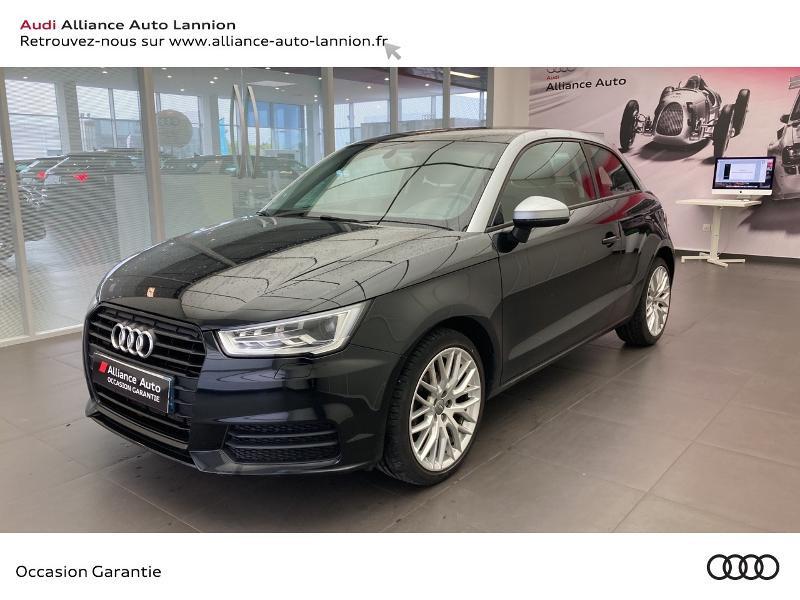 Audi A1 1.0 TFSI 95ch ultra Midnight Series Essence NOIR MYTHIC Occasion à vendre
