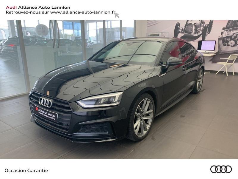 Audi A5 Sportback 3.0 TDI 286ch S line quattro Tiptronic Diesel NOIR MYTHIC METAL Occasion à vendre