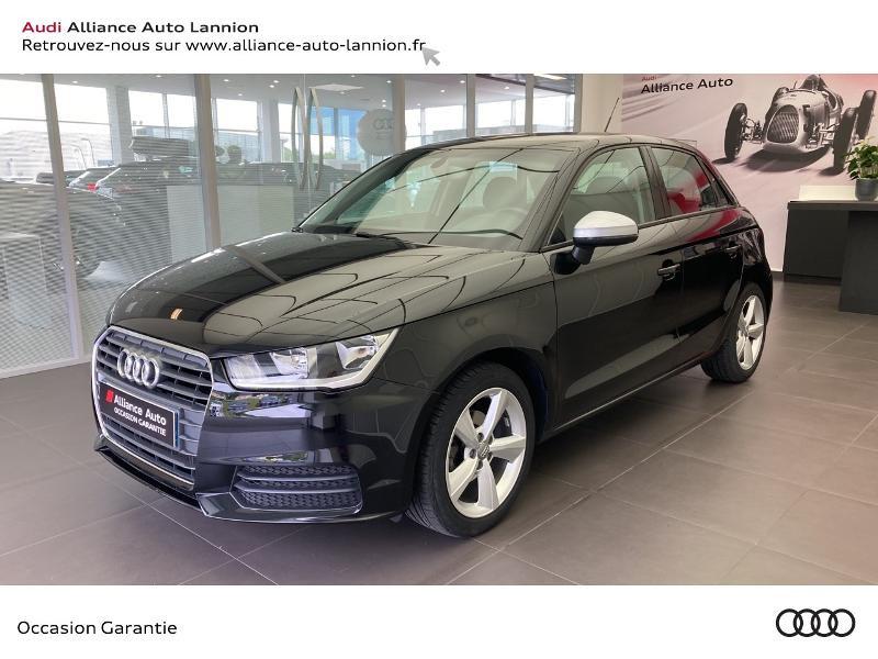 Audi A1 Sportback 1.0 TFSI 82ch Ambiente Essence NOIR MYTHIC Occasion à vendre