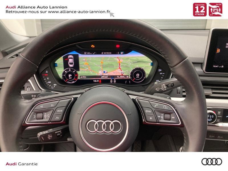 Photo 9 de l'offre de AUDI A5 2.0 TDI 190ch Design Luxe quattro S tronic 7 10cv à 32900€ chez Alliance Auto – Audi Lannion