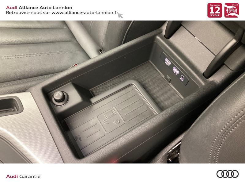 Photo 14 de l'offre de AUDI A5 2.0 TDI 190ch Design Luxe quattro S tronic 7 10cv à 32900€ chez Alliance Auto – Audi Lannion