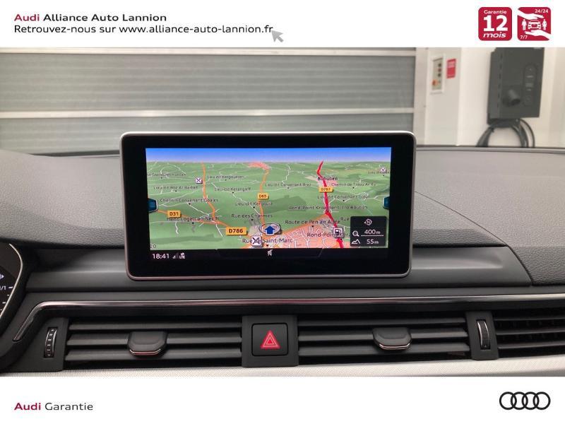 Photo 11 de l'offre de AUDI A5 2.0 TDI 190ch Design Luxe quattro S tronic 7 10cv à 32900€ chez Alliance Auto – Audi Lannion