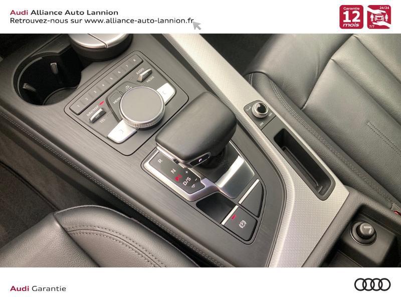 Photo 13 de l'offre de AUDI A5 2.0 TDI 190ch Design Luxe quattro S tronic 7 10cv à 32900€ chez Alliance Auto – Audi Lannion