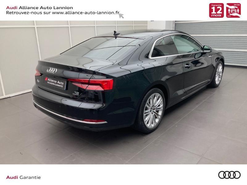 Photo 4 de l'offre de AUDI A5 2.0 TDI 190ch Design Luxe quattro S tronic 7 10cv à 32900€ chez Alliance Auto – Audi Lannion