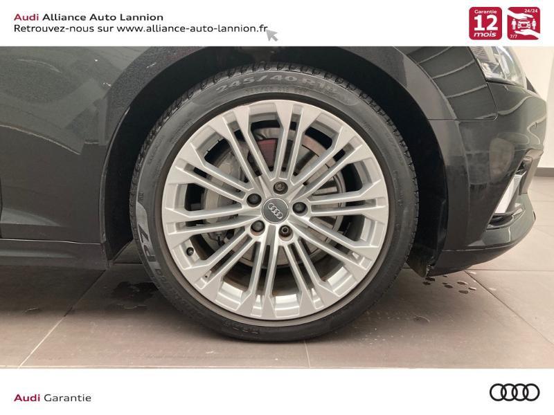 Photo 19 de l'offre de AUDI A5 2.0 TDI 190ch Design Luxe quattro S tronic 7 10cv à 32900€ chez Alliance Auto – Audi Lannion