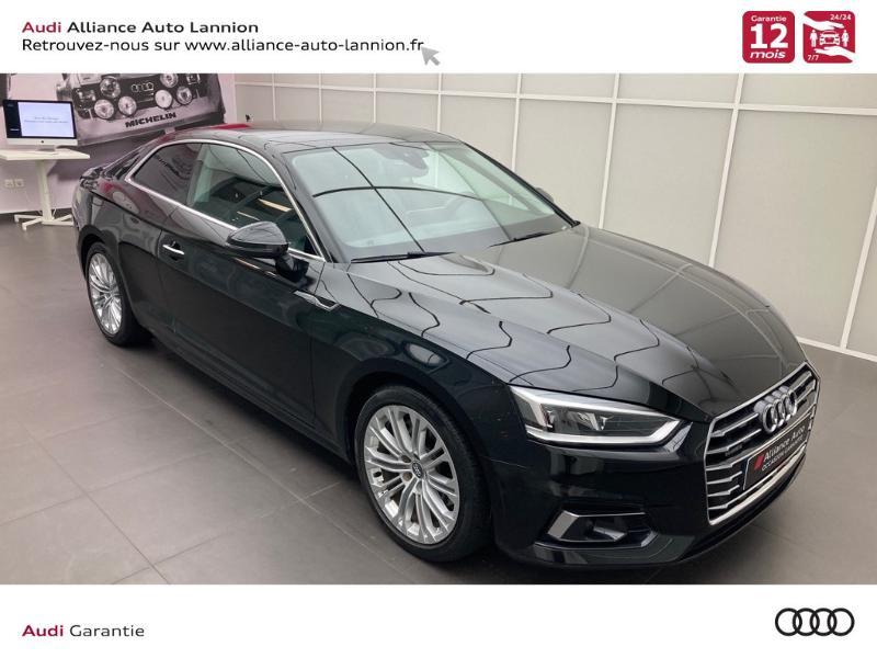 Photo 3 de l'offre de AUDI A5 2.0 TDI 190ch Design Luxe quattro S tronic 7 10cv à 32900€ chez Alliance Auto – Audi Lannion