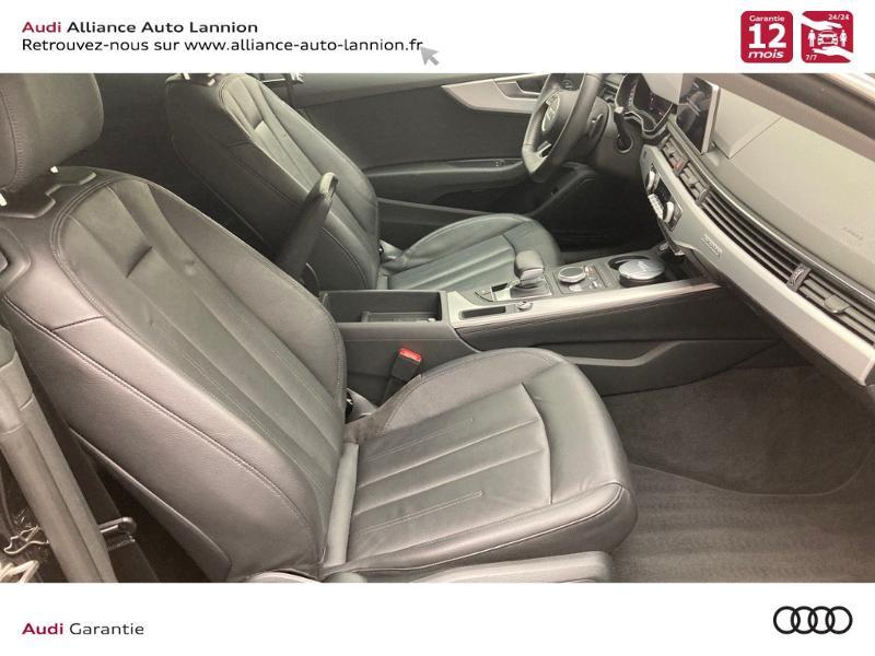 Photo 17 de l'offre de AUDI A5 2.0 TDI 190ch Design Luxe quattro S tronic 7 10cv à 32900€ chez Alliance Auto – Audi Lannion