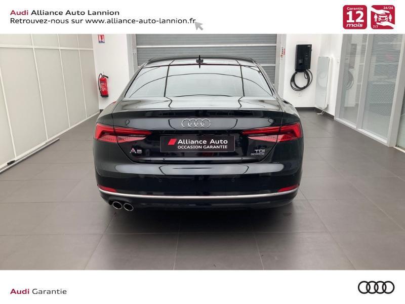 Photo 5 de l'offre de AUDI A5 2.0 TDI 190ch Design Luxe quattro S tronic 7 10cv à 32900€ chez Alliance Auto – Audi Lannion