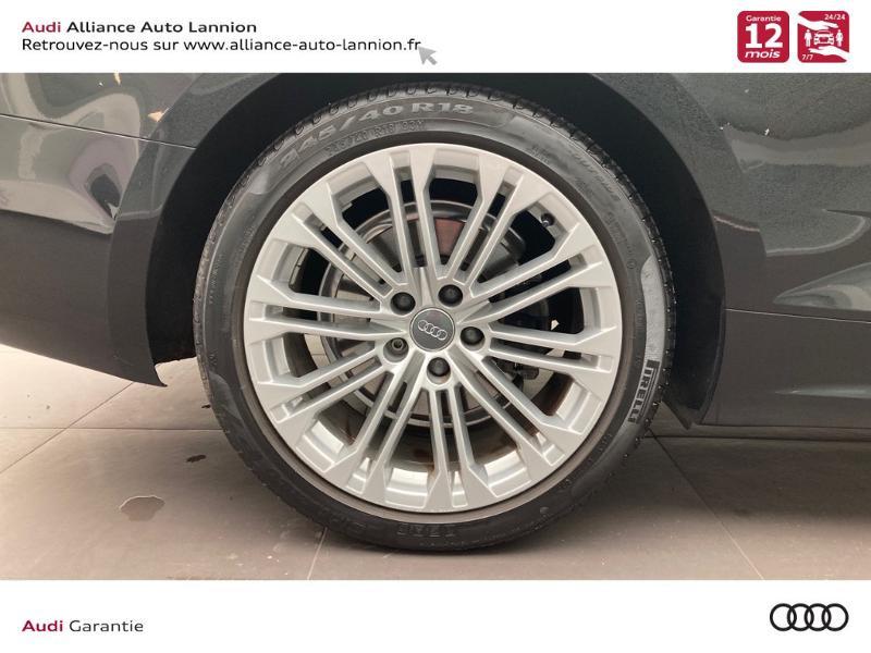 Photo 18 de l'offre de AUDI A5 2.0 TDI 190ch Design Luxe quattro S tronic 7 10cv à 32900€ chez Alliance Auto – Audi Lannion